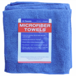 Microfiber Towel Blue